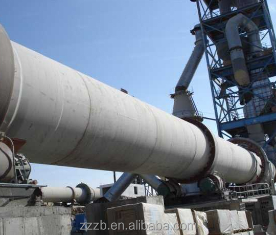 Hot sales Factory Price Rotary Kiln machine Cement factory equipment