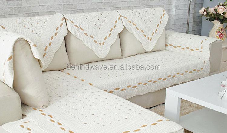 sofa headrest protectors recliner cap chair hd cover
