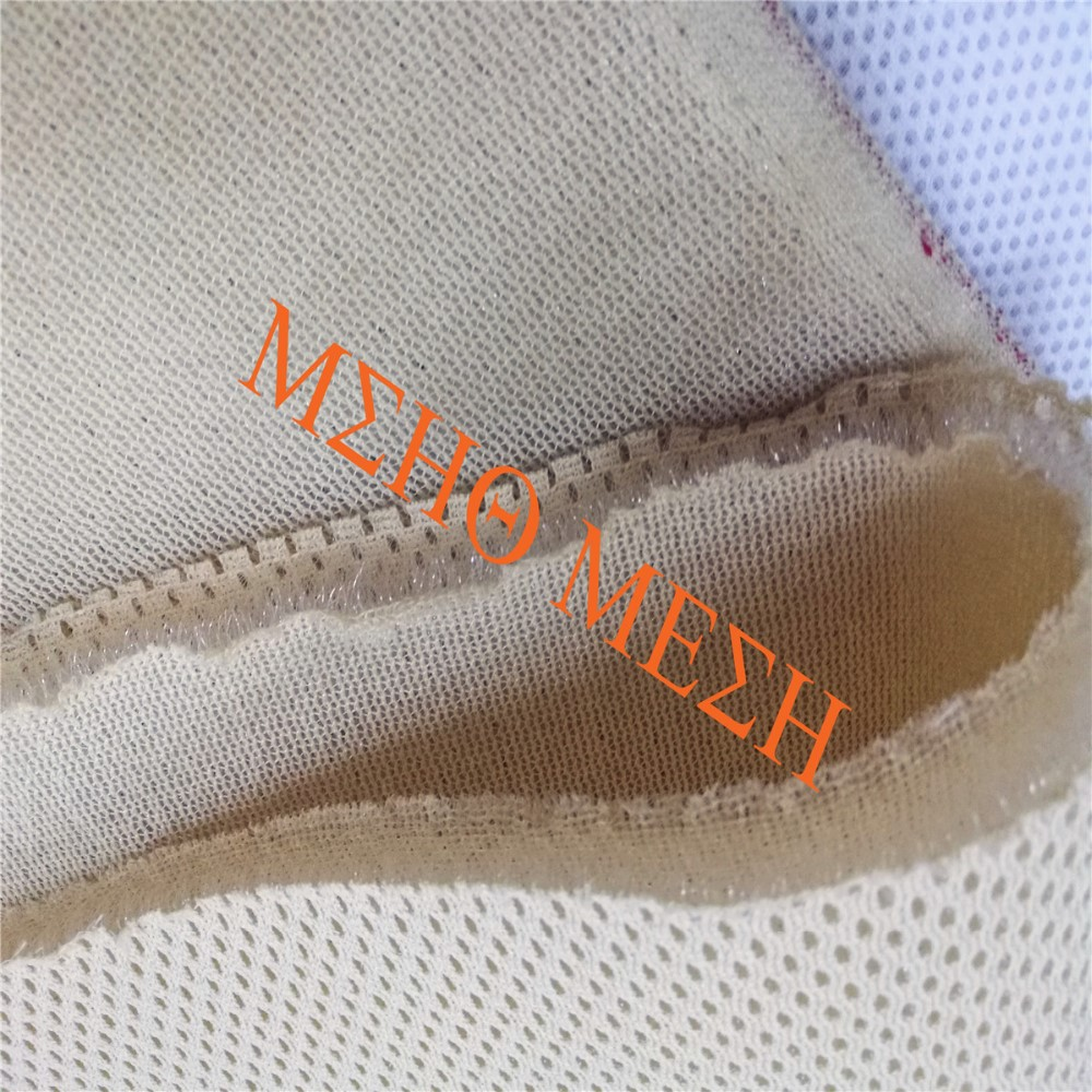 sandwich mesh fabric putting mat bed mattress upholstery mesh fabric