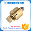 quick coupling pipe connection hydraulic water rotary brass swivel joints