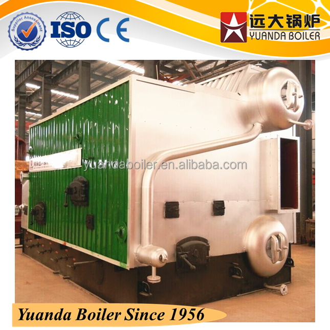 Coal / coal Power / Fine Coal Steam Generator for Textile Dyeing Machines