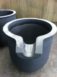 High Density Customized Die Casting Graphite Crucible for Casting