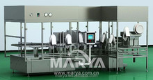 high speed vial ampoule washing drying filling sealing production machine