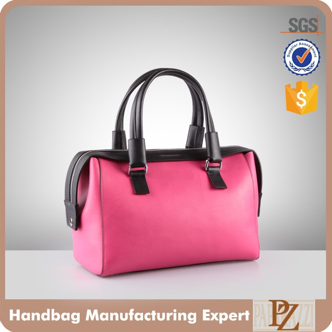 4409 Designer fashion girls clean and classic online shopping bags handbag