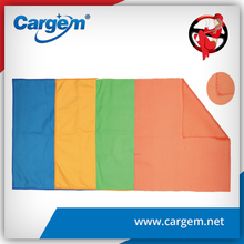 Cargem Wholesale Custom 40X40 Polar Fleece Microfiber Towel For Car Washing