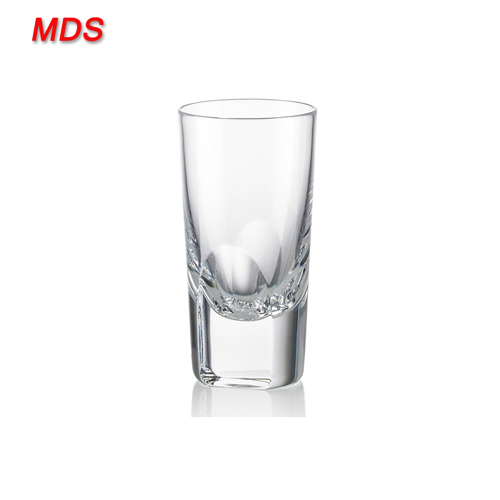 Promotional wholesale fashion bullet shot glass