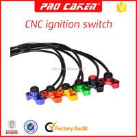 motorcycle/atv multi-function Billet Kill Switch/horn switch/e-start switch