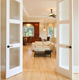 Buy best exterior side upvc french doors double doors with glass