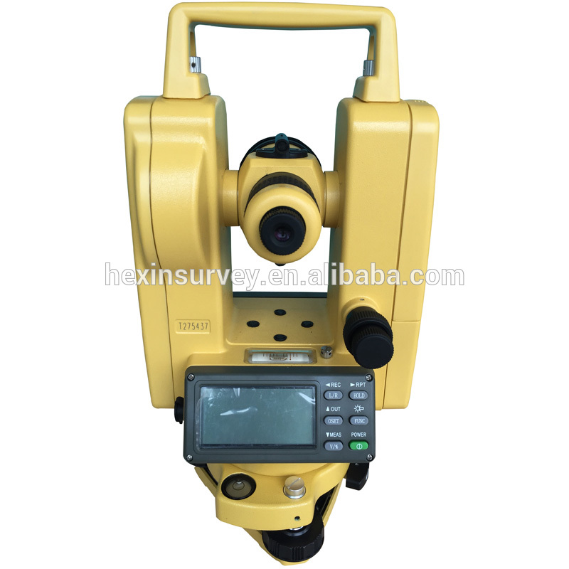 Phenix DT21used theodolite shortest viewing distance 1.4m types of theodolite
