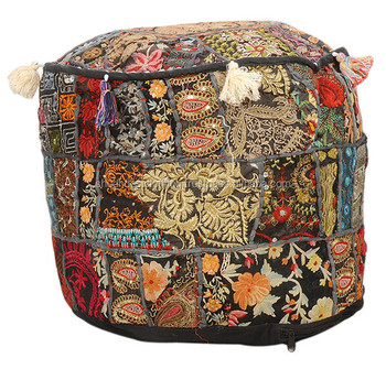 Authentic India Ottomans Amp Pouf Suppliers Amp Manufacturers