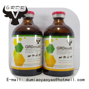 multivitamin and amino acids compound liquid injection