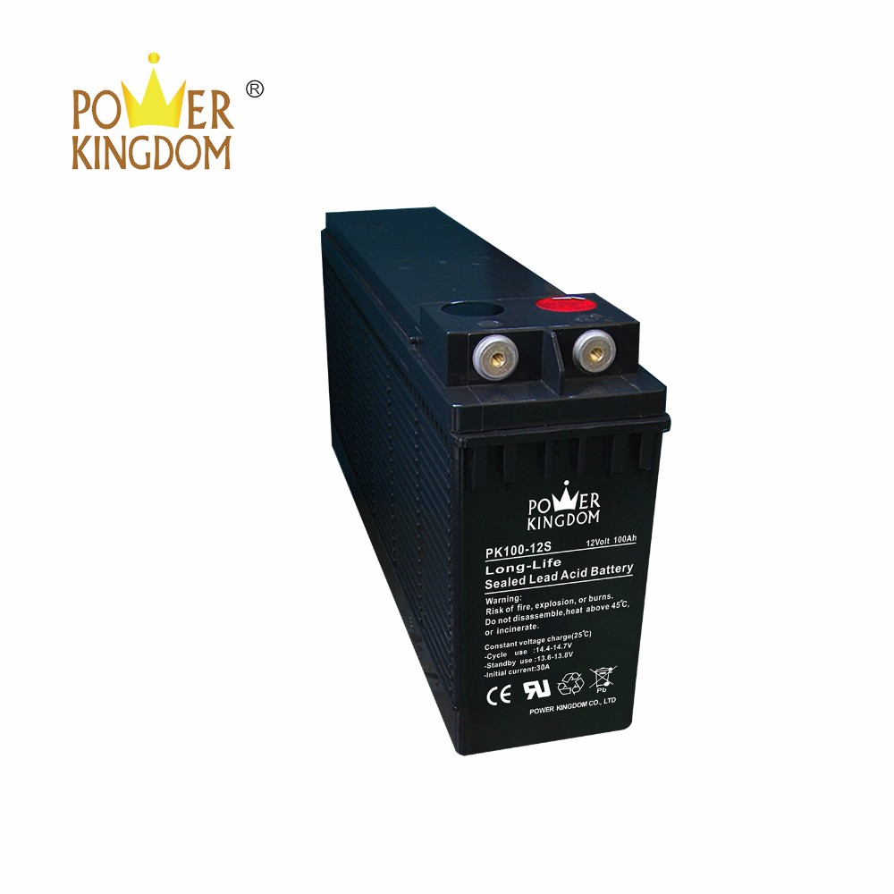 Power Kingdom solar mini deep cycle battery Suppliers-2