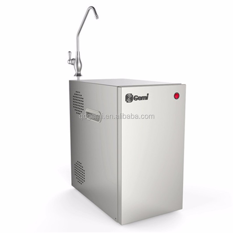 fast small size hot sale cold chilled under sink water cooler kitchen