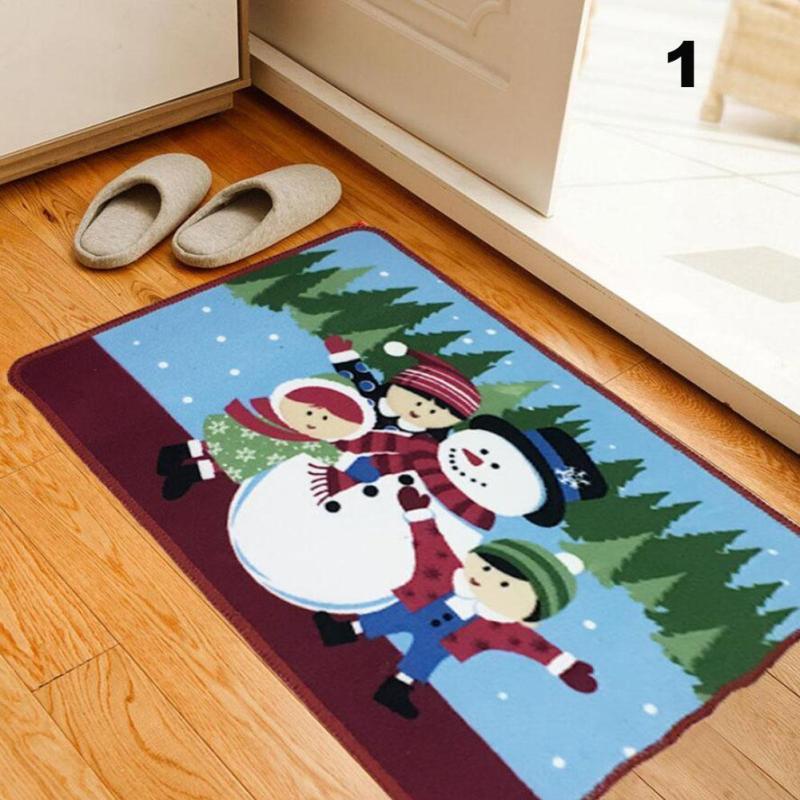 Kawaii Welcome Outdoor Floor Mats Merry Christmas Doormats Kitchen Carpets House Doormats Living Room Anti Slip Rug Doormat Buy Christmas Doormats