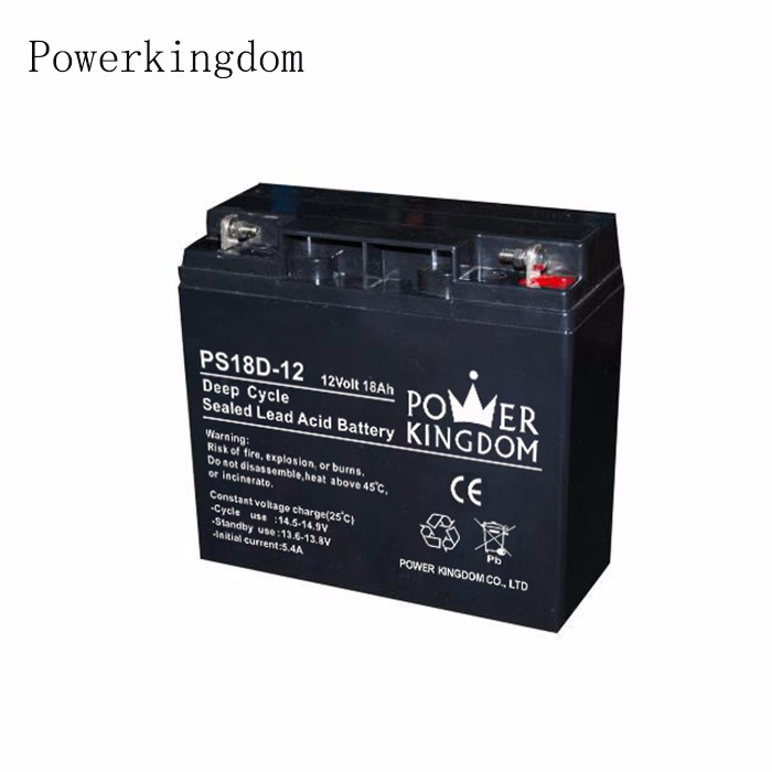 Power Kingdom cheap agm batteries factory price deep discharge device-2