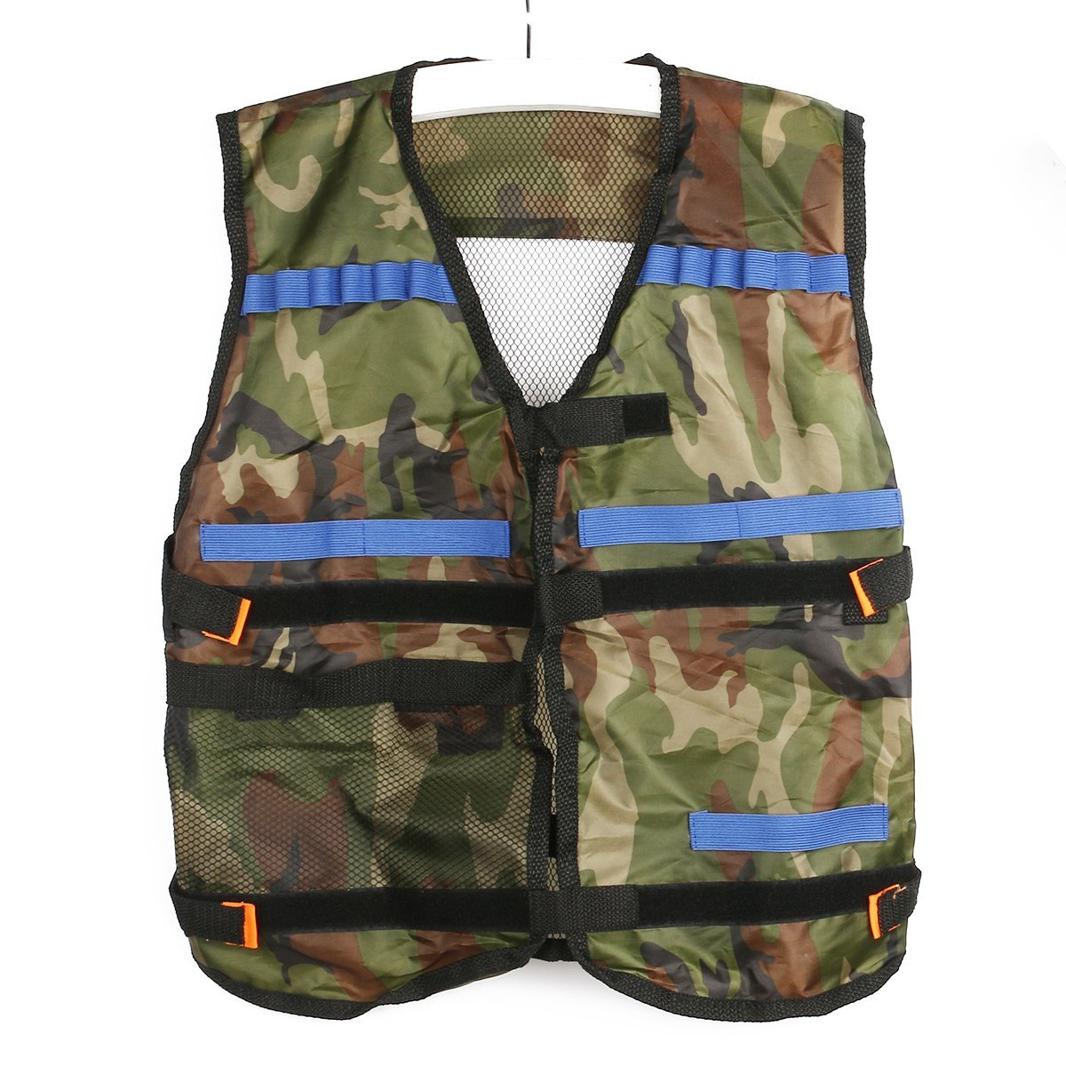 Pixnor Tactical Vest for Nerf N-Strike Elite Series Camouflage