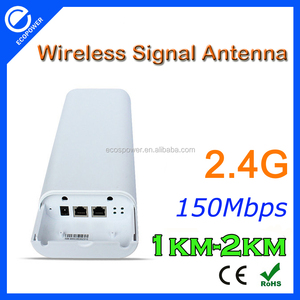 150Mbps 802.11n Wireless Wifi Outdoor Access Point Wifi Antenna