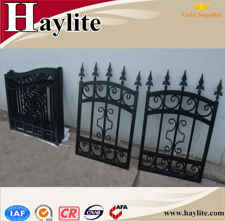 China Cast Iron Square Tube Gate Design, China Cast Iron Square Tube ...