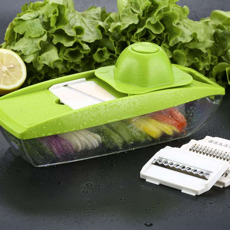 2017 New Mandoline Slicer Vegetable Chopper With High Quality