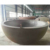 Steel elliptical head mild steel half sphere for fire pit fire bowl dish head