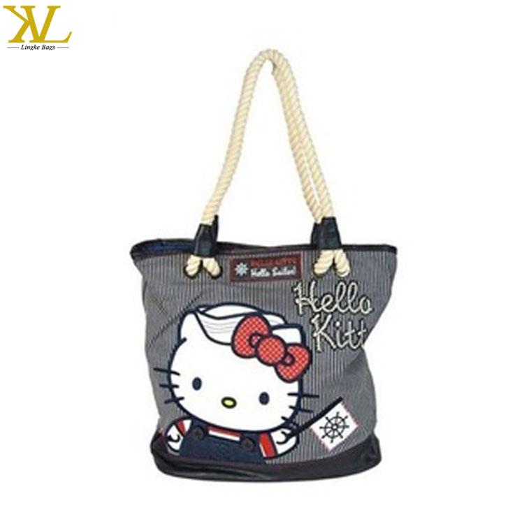13cfe0c15 China Hello Kitty Tote Handbag, China Hello Kitty Tote Handbag  Manufacturers and Suppliers on Alibaba.com