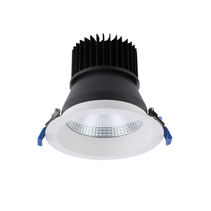Indoor commercial lights Foshan 4 inch 5 inch 6 inch 20w 28w 32w 38w 42w 50w recessed cob led downlight
