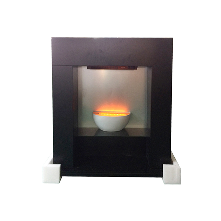 Factory direct sale economic reliable french style wooden fireplace hearth with high quality LJSF4003ME