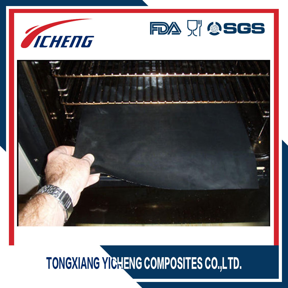 Oven Liner Non Stick Barbecue And Sheet Ptfe Non-Stick Baking Mat