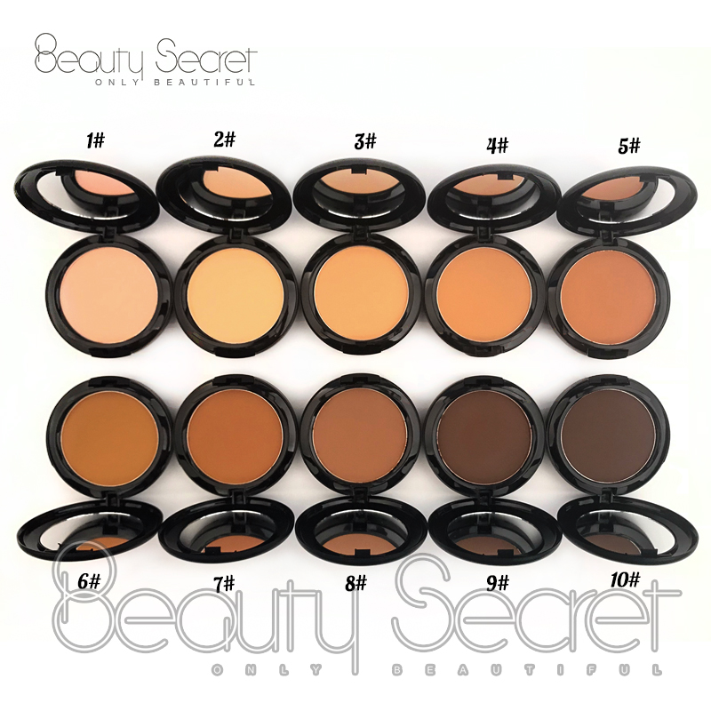 Accept Small Orders 10 Colors Makeup Venders Foundation Face <strong>Powder</strong>