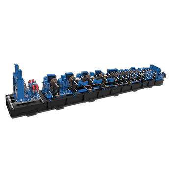 2019 China gold supplier 120-450 mm metal roofing roll forming machine for construction