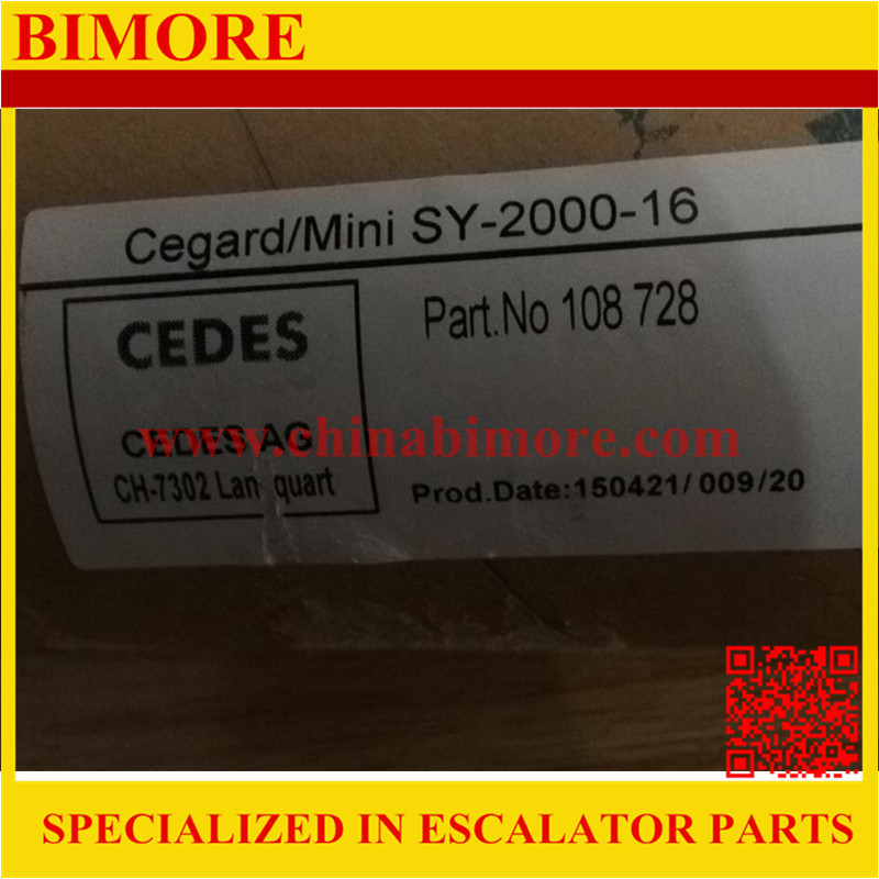 CEDES Elevator Light Curtain XAA24590AB2