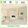 Waterborne Odorless Decorative White Emulsion Interior Wall Paint