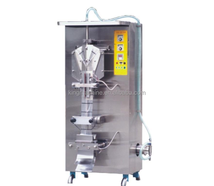 Full Automatic Sachet water filling / sealing / packing machine