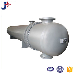 heat transfer equipment user-friendly design shell and tube heat exchanger