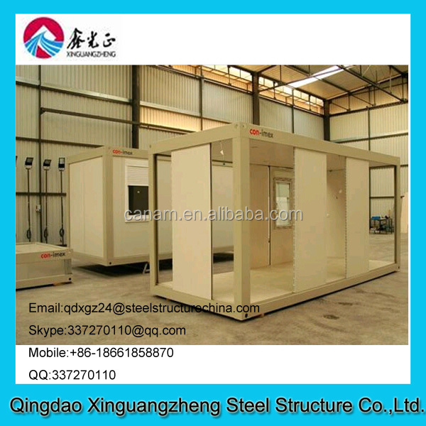 Cheap prefab movable prefabricated houses