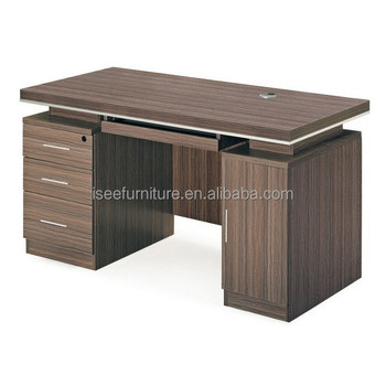 Modern Small Office Table Design Staff Working Ib014