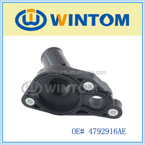 Thermostat Housing Water Outlet With Gasket OEM 4792916AE