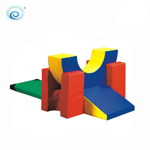indoor soft play area children climbing slide set soft play toys electric toys with multifunction fast delivery