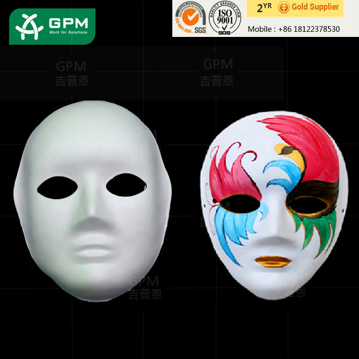fashion face model party masks with gentleman s smile party event