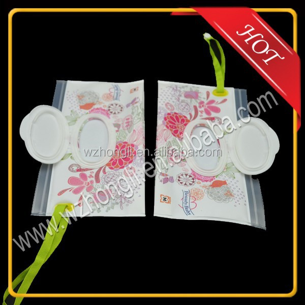 High Quality EVA baby wet wipes packing bag