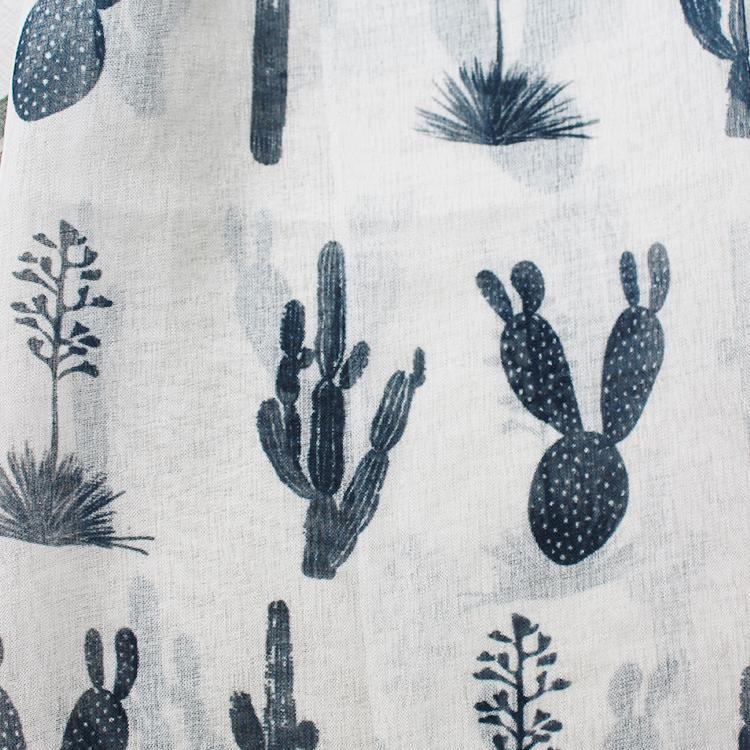 Super Quality 100% Polyester Italian Designer Voile Fabric