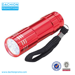 Customized Blaze 9-LED Flashlite