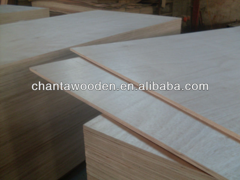 commercial plywood wbp glue poplar combi core