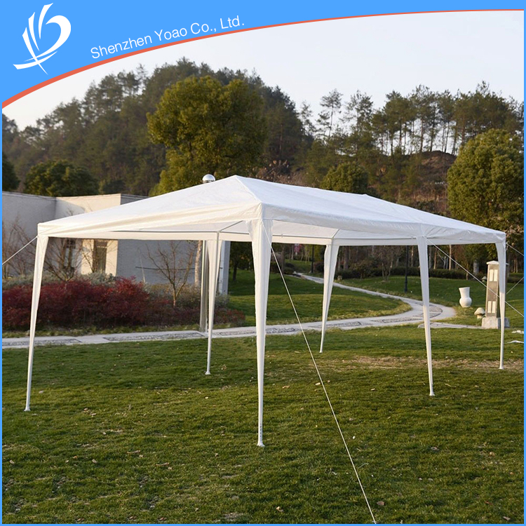 Multifunction Steel Structure Outdoor Restaurant Polyethylene Gazebo Tent 6x3 China Manufacturer