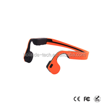 wholesale silent disco bone conduction wireless bluetooth earphone with mic