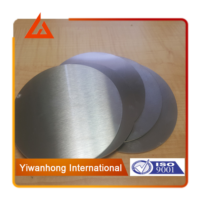 Quality aluminum circles A5754 H34 With Recycle System