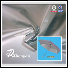 Silver Coated Umbrella Fabric