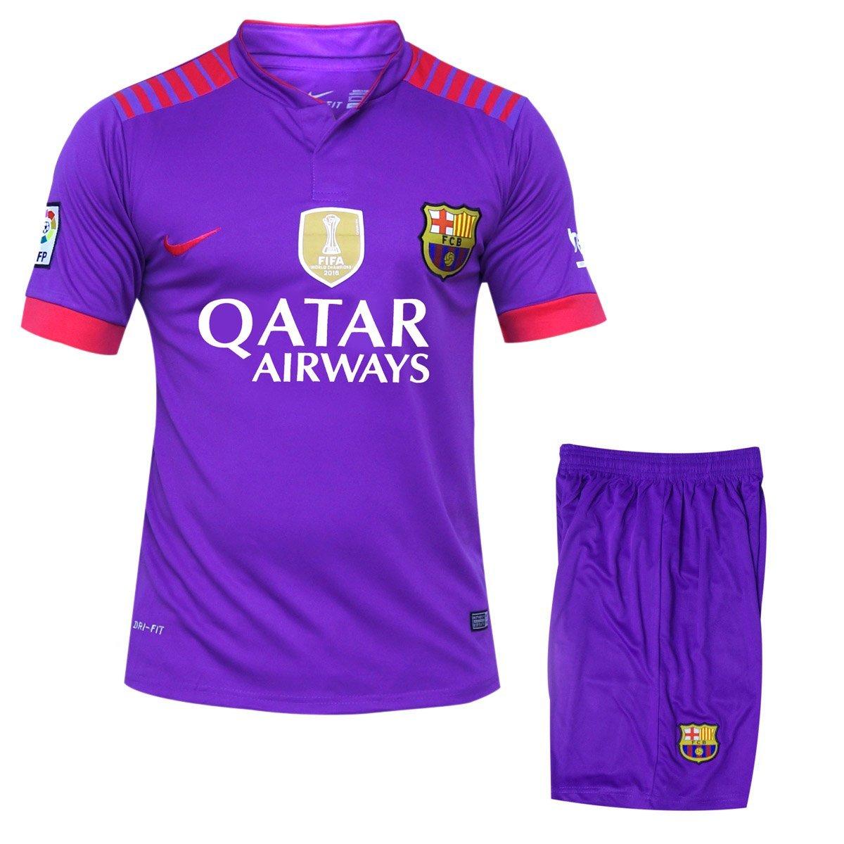 premium selection 580d6 2cc02 Buy Barcelona Fc Football Shirt Kit Hanging Car Air ...