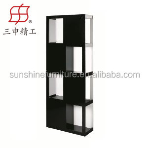 Factory Beauty Products Display Shelf Small Wall Miniature Case