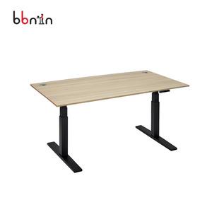 Durable office adjustable height modern work use adjust work table